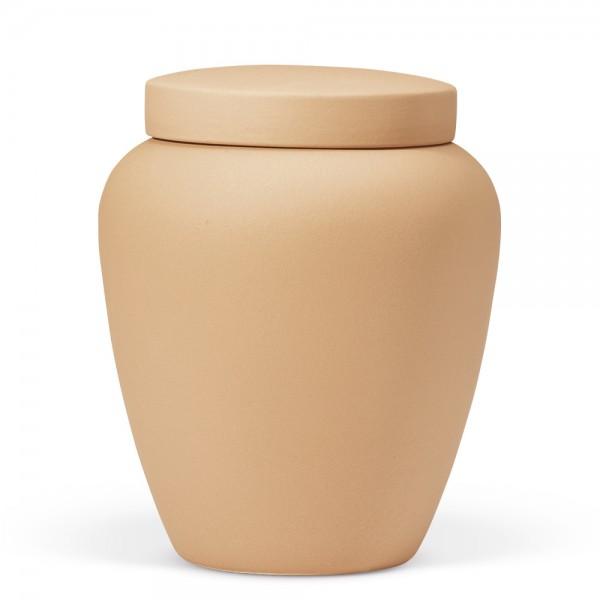Safaa Keramikurne | terracotta