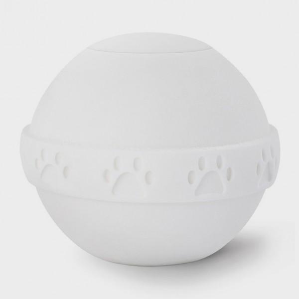Bio-Urne Limbo 0,8l weiß