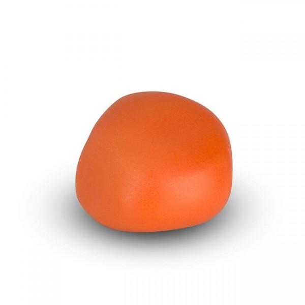 Knuffel in orange | Gedenkstein